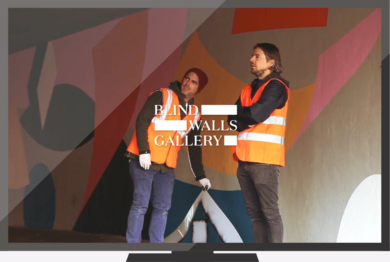 Blindwalls Gallery Lunettunnel