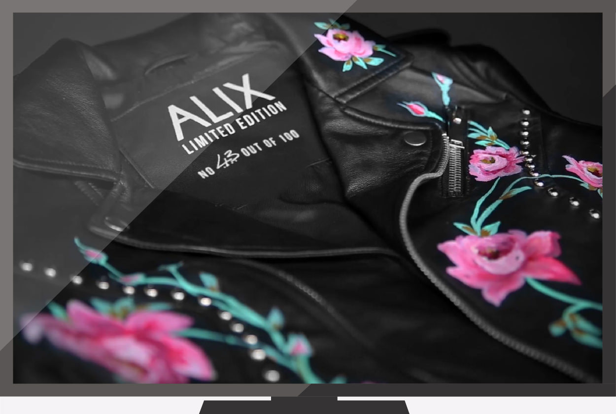 ALIX Custom Jacket