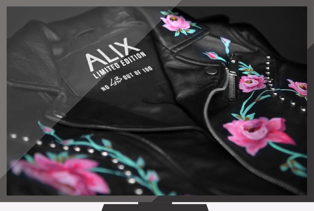ALIX Custom Jacket