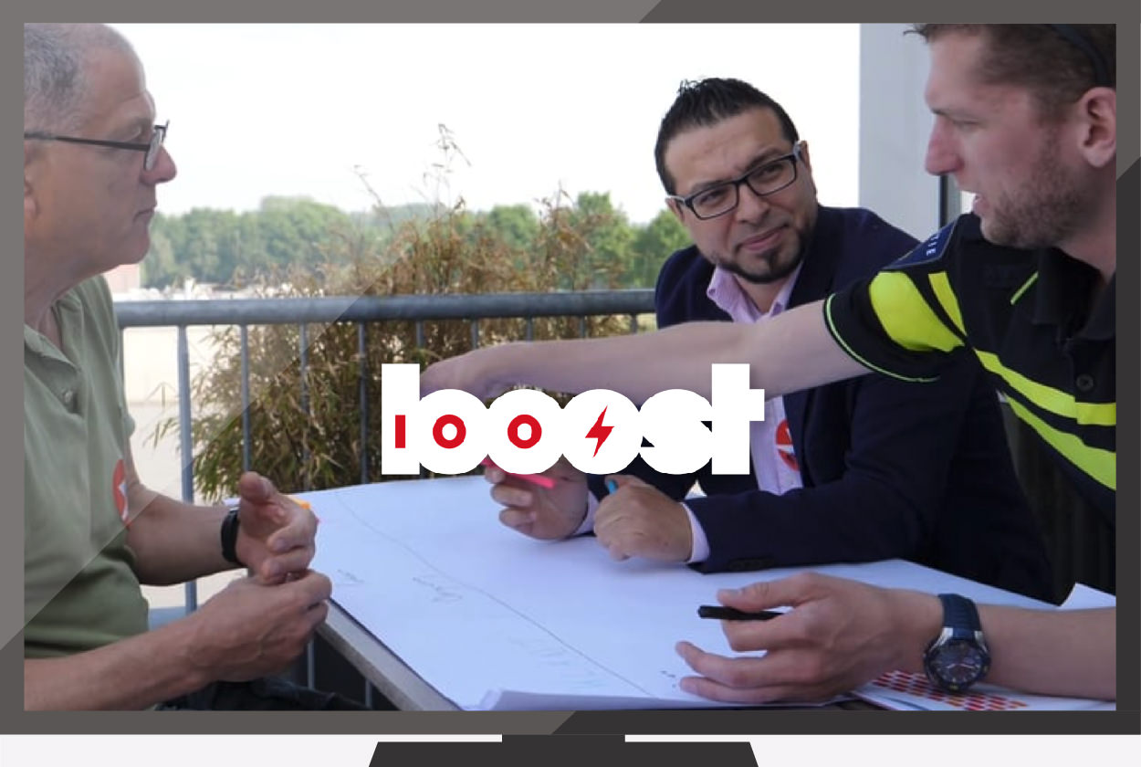 Boost100 Imagineering Challenge
