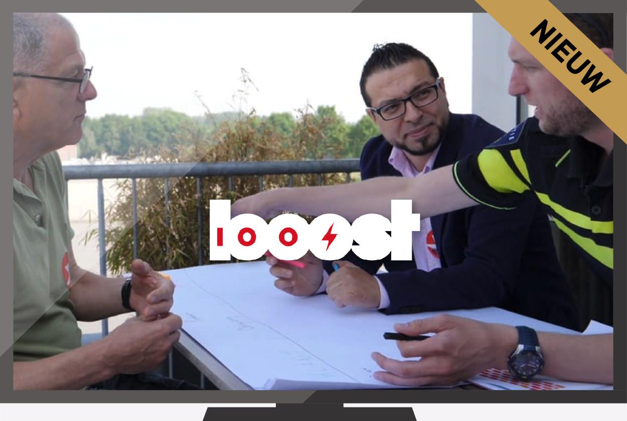 Boost100 Imagineering Challenge
