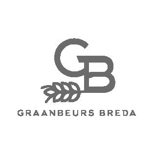 Graanbeurs breda logodesign logo huisstijl reigerstraat bureau duizenddingen ontwerpbureau grafisch