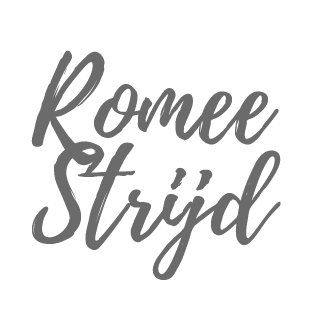 Romee strijd logo vlog youtube