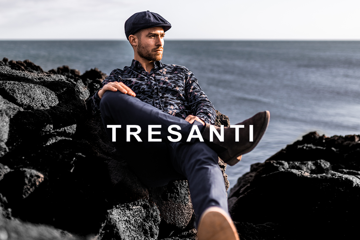 TRESANTI Iceland 2019 | Campagne Fashion Shoot