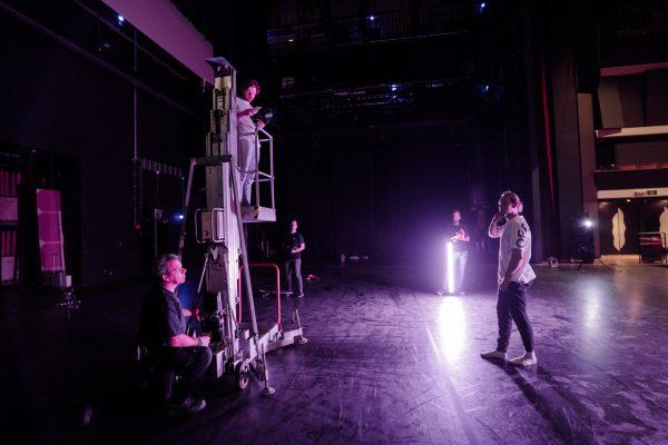 Bureau Duizenddingen Behind the scenes FIKS video productie
