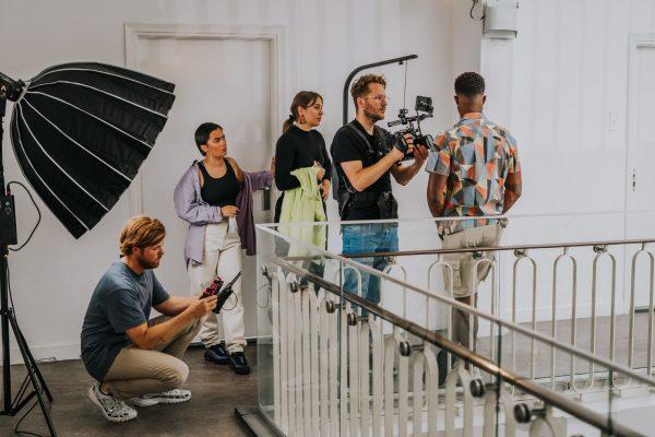 bureau duizenddingen productie video