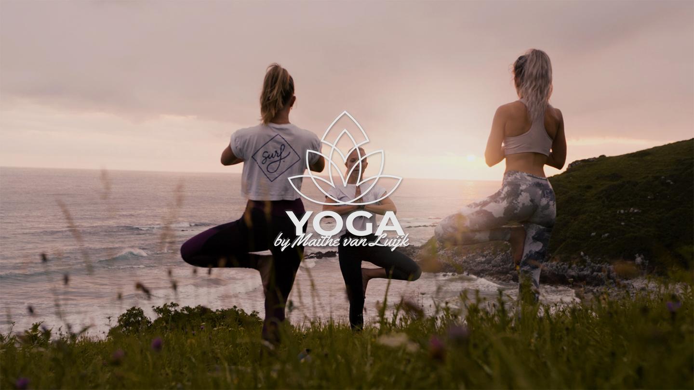 Yoga by Maithe van Luijk