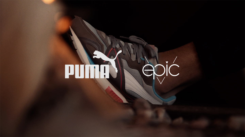 EPIC x PUMA